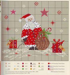 Cross Stitch *<3* Christmas - Noël