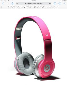Hot pink beats