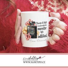 Krásný úterní den všem a pohodový začátek pracovního týdne. 🍀☕ #sloktepo #motivacni #hrnky #miluju #citaty #kafe #darek #domov #laska #rodina #stesti #dokonalost #czechgirl #czechboy #czech #praha Praha, Mugs, Tableware, Dinnerware, Tumblers, Tablewares, Mug, Dishes, Place Settings