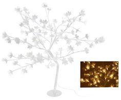 Bloemenboom met fiberverlichting (100cm)