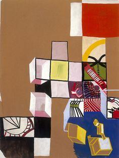 http://vjeranski.tumblr.com/post/97320222978/eva-hesse-no-title-1964-gouache-on-paper Eva Hesse No title, 1964 Gouache on paper