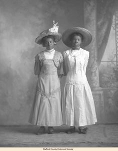 """Exoduster Children, Elsie and Lela Scott.   Between 1878 and 1880, about 20,000 African-Americans migrated to Kansas. John Brown and his fiery abolitionist friends made Kansas seem like a fair place where they would be welcomed. The rumor was that Kansas would provide """"40 acres and a mule."""" These migrants became known as """"Exodusters"""" because their migration resembled the Israelites' exodus from Egypt in the Hebrew bible."""