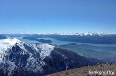 Buen Lunes para todos! Que lindo fin de semana tuvimos en Bariloche, el cerro aún tiene nieve para disfrutar estos últimos días de Invierno...  www.bariloche.org