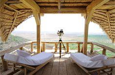 Shompole Lodge, near alakes Natron and Magadi, Kenya, Africa. Nice for honeymoon!
