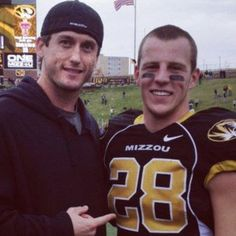 Look what I found good old david freese with tj :)