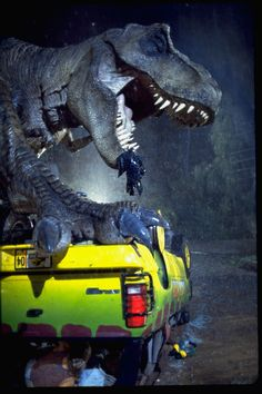 Jurassic Park = best movie ever