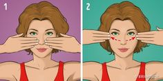 A Japanese Facial Massage That Can Rid You of Swelling and Wrinkles in 5 Minutes a Day (Famous Supermodels Swear by It) - Care - Skin care , beauty ideas and skin care tips Massage Facial Japonais, Daily Face Care Routine, Famous Supermodels, Personal Beauty Routine, Japanese Massage, Face Care Tips, Face Massage, Lymph Massage, Face Yoga
