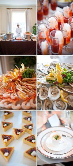 Wedding+Food+Ideas   wedding food ideas Hay Adams, Washington DC Wedding
