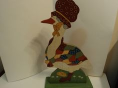 Yogi & Mother Goose Have a Busy Day - Epsteam Double Feature Challenge by The Talented Tea Cup on Etsy