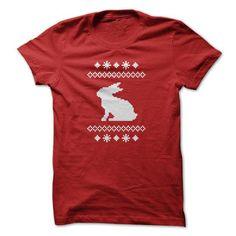 Bunny christmas T Shirts, Hoodies. Check price ==► https://www.sunfrog.com/Holidays/Bunny-christmas.html?41382 $19