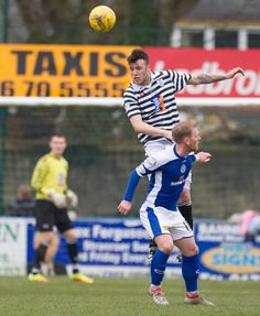 Queen's Park's Adam Cummins in action during the Ladbrokes League One game between Stranraer and Queen's Park.