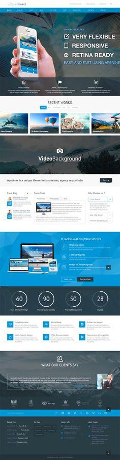 Solana – Responsive Multipurpose WordPress Theme #HTML5 #responsive #wordpress