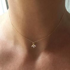 Sparkling Petals Choker | Kula Kai Jewelry | take 20% off your order with coupon code PINTEREST