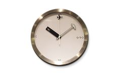 """Creative Wall Clock """"Day by Day"""""""