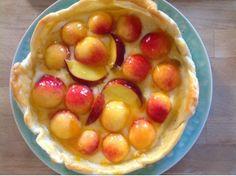 JAM solilluna: Hojaldre de albaricoques / apricot tart