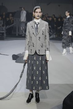 Thom Browne | Ready-to-Wear - Autumn 2017 | Look 2