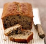 Low fat  Banana Bread Recipe via @SparkPeople