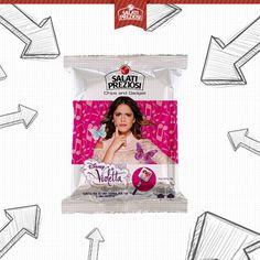 Violetta chips..... <3