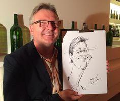 Schnellzeichner   Karikaturist für Hochzeit   Firma und andere Events.