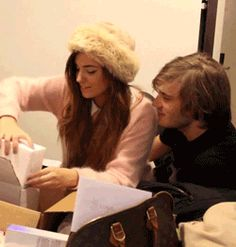 OHMYGOD!!! THE GIFT SWAP VIDEO WITH KALEL AND ANTHONY. Too much cuteness. MELIX WAS GODDAMN ADORABLE.