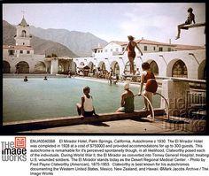 el mirador hotel palm springs - Google Search