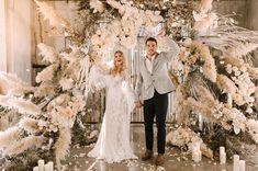 Pampas Grass Wedding Ideas for the Boho Glam Bride Boho Bride, Boho Wedding, Wedding Shoot, Boho Chique, Bohemian Style, Top Wedding Trends, Wedding Ideas, Wedding Blog, Wedding Decorations