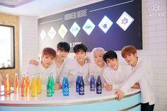 Astro Is my number one group. K Pop, Kim Myungjun, Park Jin Woo, Astro Wallpaper, Lee Dong Min, Astro Fandom Name, Eunwoo Astro, Young K, Pre Debut