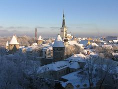 Spend a day in a true medieval milieu and you will soon understand, why so many have described Tallinn Old Town as mystic, addictive and mesmerizing .