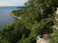 Door County, WI Peninsula State Park. Tons of great places to hike, Eagle Tower, camping, and so much more!
