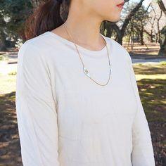 #beaded #necklace by #lajarajewellry