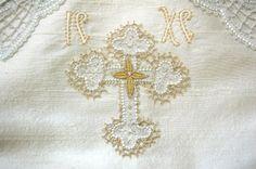 крестилный набор