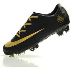 http://www.asneakers4u.com/ Sale Nike Mercurial Vapor VII Superfly III FG Soccer Cleats 2012 Soccer Cleats Black Gold Mexico