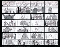 BRAVE | storyboard