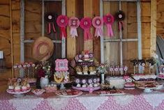 Image result for cowgirl birthday parties