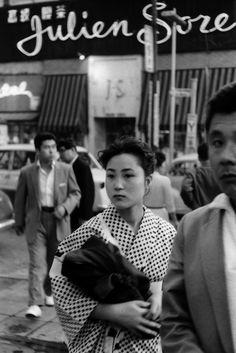 Japon, 1958 © Marc Riboud