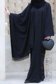 Abaya for Omra