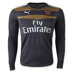 1276036a2 Arsenal 15 16 LS Keeper Jersey Arsenal Jersey