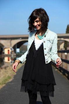 Inspiration Look - LoLoBu/ compre campera de jeans,así que busco looks para aprovecharla al maxxxx!!! ;)
