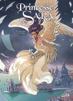 Intrigue à Venise (Princesse Sara #9)