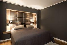 Einfamilienhaus : Moderne Schlafzimmer Von Schulz.rooms