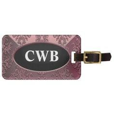 >>>Smart Deals for          Nicollettere Elegant  Damask Monogram Travel Bag Tag           Nicollettere Elegant  Damask Monogram Travel Bag Tag in each seller & make purchase online for cheap. Choose the best price and best promotion as you thing Secure Checkout you can trust Buy bestReview  ...Cleck Hot Deals >>> http://www.zazzle.com/nicollettere_elegant_damask_monogram_luggage_tag-256995500798376284?rf=238627982471231924&zbar=1&tc=terrest