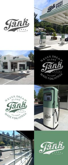Tank Garage Winery by BMD ..., via Behance