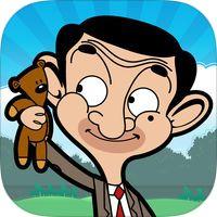 Mr Bean Soundboard By Good Catch Cartoon Painting Cartoon Drawings Mr Bean