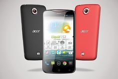 Acer introduces 6-inch Liquid S2 phone with 4K Ultra HD recording capability.