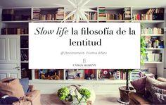 Slow life, la filosofía de la lentitud