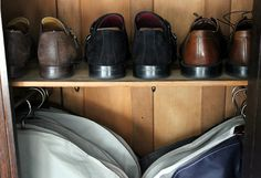 Organizing your Closet Part III: Building a System
