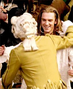 First look at Dan Stevens as the Prince in Beauty and the Beast