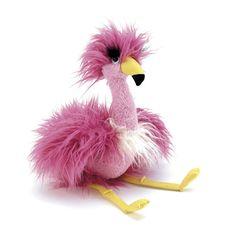 ** Fenella Flamingo by Jelly Cat