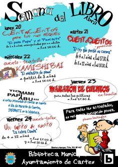 Semana del Libro en Cartes - Turismo de Cantabria - Portal Oficial de Turismo de Cantabria - Cantabria - España