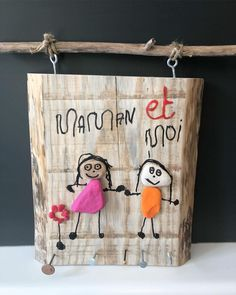 Image may contain: 1 person Beach Crafts, Diy Crafts, Cold Brew Coffee Maker, House On The Rock, Fairy Doors, Summer Activities For Kids, Coffee Lover Gifts, How To Make Tea, Picture On Wood